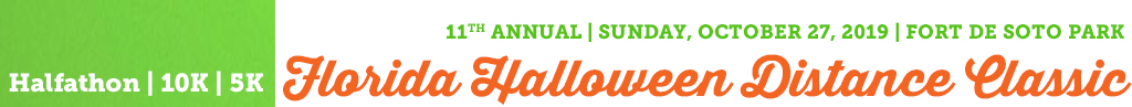 Florida Halloween Halfathon & 5K Race